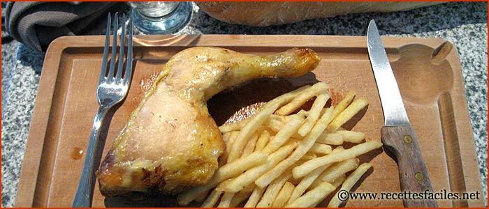 cuisses de poulet au four la cuisson des cuisses de poulet une recette rapide et naturelle de. Black Bedroom Furniture Sets. Home Design Ideas