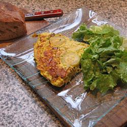 recettes d 39 omelettes comment faire une omelette omelette aux courgettes. Black Bedroom Furniture Sets. Home Design Ideas