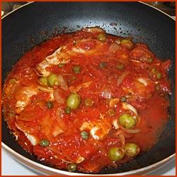Recette du thon en sauce piquante - Cuisiner du thon en boite ...